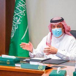 """نائب أمير منطقة حائل يستقبل مدير فرع جمعية """"إعلاميون"""" بالمنطقة"""