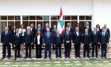 الحكومة اللبنانية الجديدة تعقد جلستها الأولى برئاسة رئيس الجمهورية