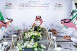 الأمير فهد بن جلوي يترأس الاجتماع الأول لاتحاد الهجن بعد اعتماده رسمياً