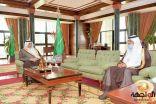 أمير تبوك يطلع على منجزات جمعية رعاية الأيتام