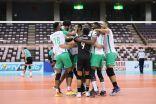 طائرة الأخضر تتغلب على تايلند وتواجه الهند غداً في البطولة الآسيوية