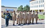 قائد كلية الملك عبدالعزيز الحربية يحضر حفل تخريج طلبة القوات البرية الملكية السعودية المبتعثين بجمهورية روسيا الاتحادية