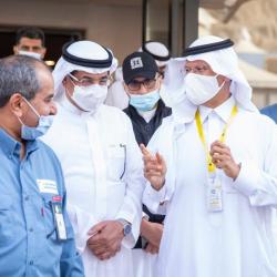 وزير الرياضة: الرياضة السعودية تسير بخُطا ثابته في ظل الدعم غير المحدود للقطاع الرياضي من القيادة الرشيدة